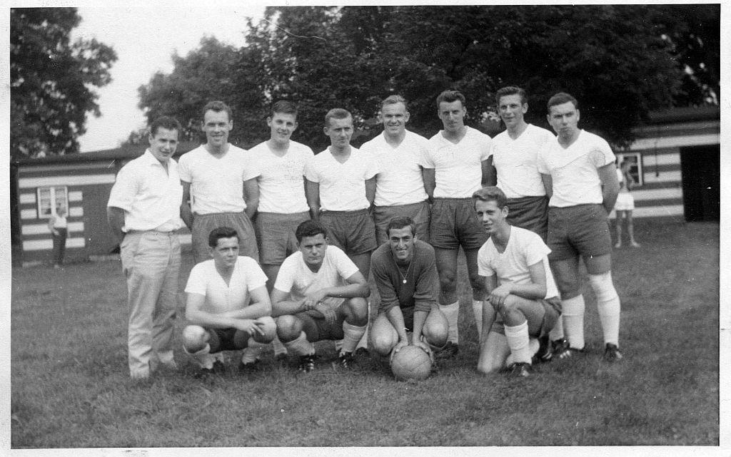 Fußball-Herren in den 1960er-Jahren